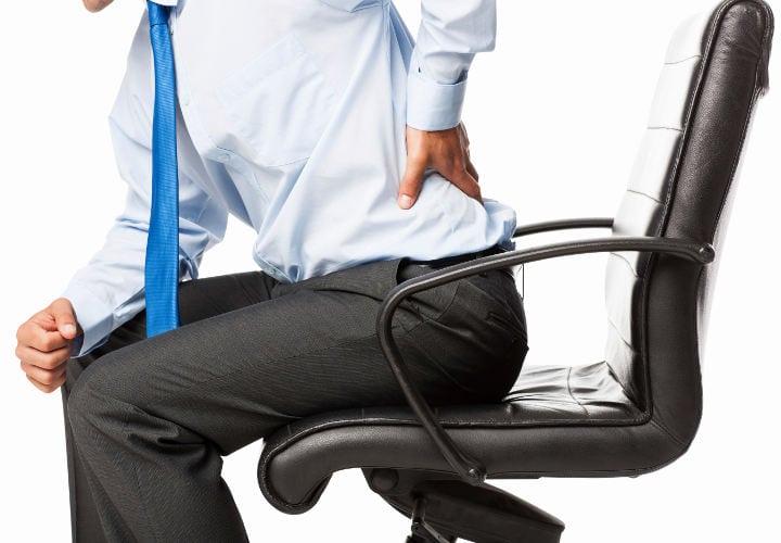 Dagens råd: Rør dig nu og slip for rygsmerter i morgen